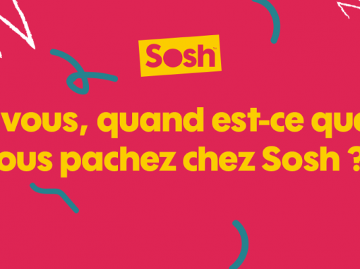 Webmarketing Sosh Caraïbe